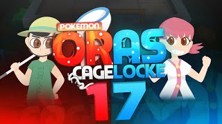 "Pokemon ORAS Cagelocke w/ PokeaimMD and aDrive Episode 17 ""The Safari Zone Rocks!"""