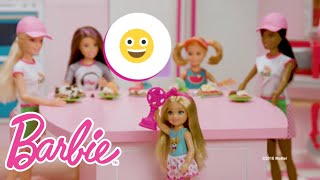 Mini Pizza Challenge | Cooking and Baking | Barbie