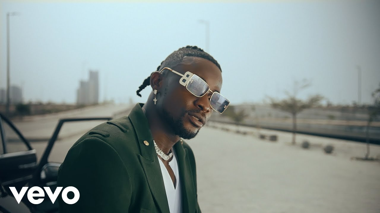 Selebobo - Eliza (Official Video)