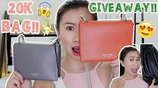 What's In My Bag 2018 + $400 BAG GIVEAWAY!! | Chinkytita