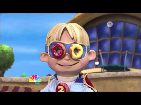 LazyTown S01E07 Hero for a Day 1080i HDTV 25 Mbps