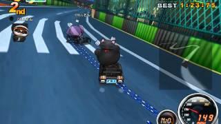 カートライダー WKCシンガポールサーキット 2:44:39