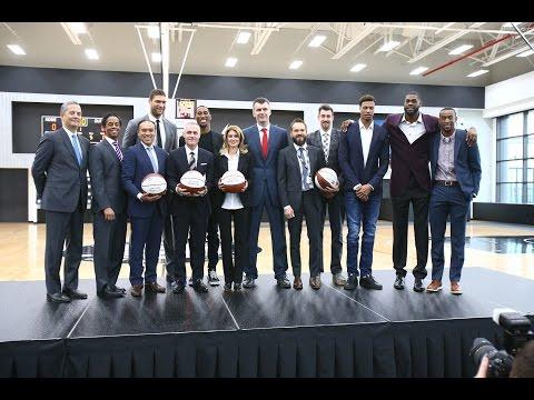 Slam Dunk! Brooklyn Nets Open New HSS Training Center