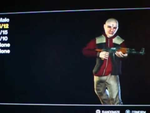 All The Clothes Unlocked in GTA 4 (Grand theft auto IV) Form Rank 1 - 10