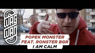 POPEK MONSTER FEAT. RONSTER BGR - I AM CALM