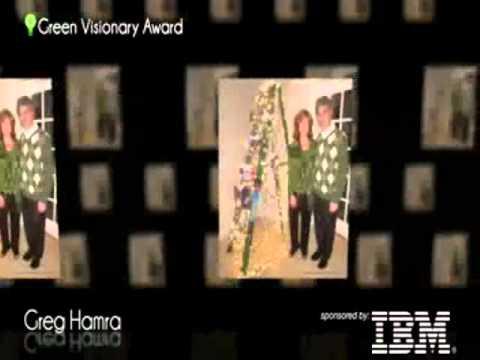 2011 Green Visionary Award