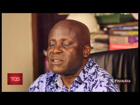 TOS TV NETWORK: Inside Abia's Road Network