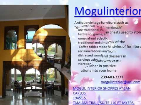 Antique Furniture Collection by Mogulinterior