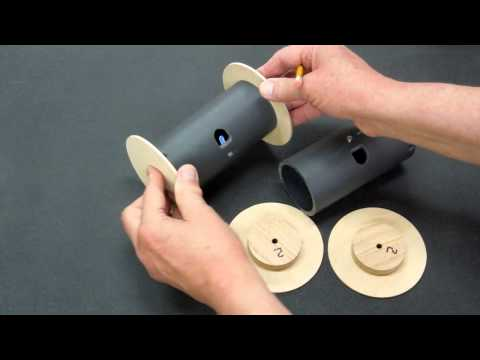 senior-20-organ-(04)-making-the-take-up-spool---machining-pvc-pipe