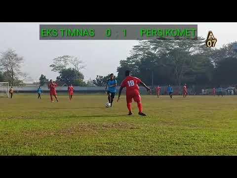 TIMNAS INDONESIA VS PERSIKOMET Kota Metro (1-3)