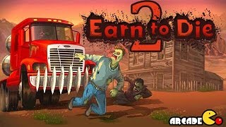 Earn to Die 2 Gameplay Trailer (iOS/Andorid)