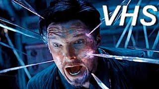 Мстители: Война бесконечности (2018) - русский трейлер 2 - VHSник