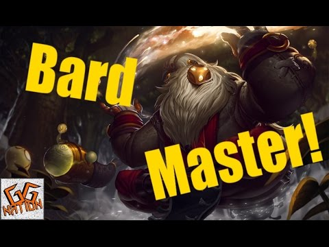 Bard Master - Funny Moments |League of Legends|