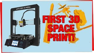 3D PRINTER : What will be my first 3D Space Print ? Curiosity...Cassini or Falcon Heavy??