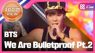 BTS We Are Bulletproof Pt 2