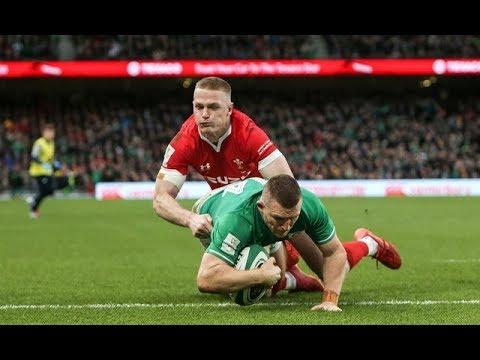 Highlights: Ireland V Wales   Guinness Six Nations