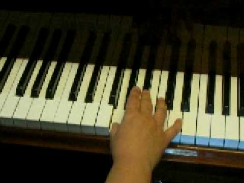 How To Play The G Blues Scale On Piano