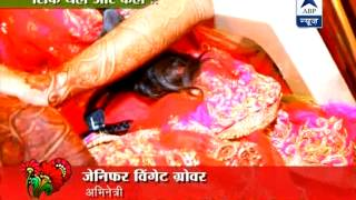 Kumud's special 'lehenga' in Saraswati Chandra