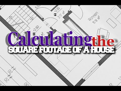 How to Measure Your Home's Square Footage - Howcast
