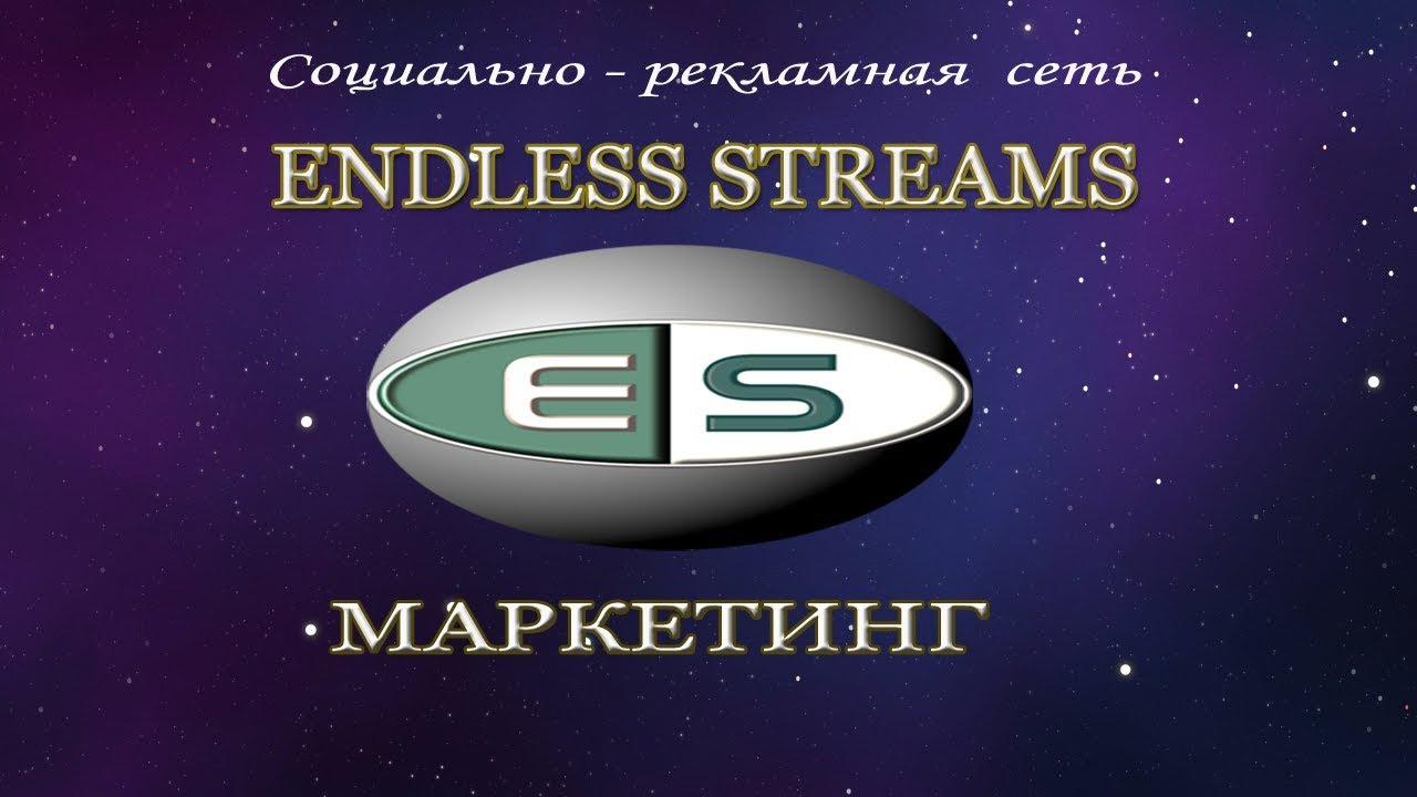 Маркетинг рекламной сети ENDLESS STREAMS