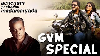 Achcham Yenbadhu Madamaiyada | Special Compilation | Gautham Vasudev Menon