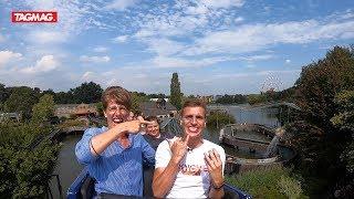 Challenge Accepted (afl 9/9): Wout Verstappen & Lennart Lemmens VS Fabian Feyaerts & Elise Roels