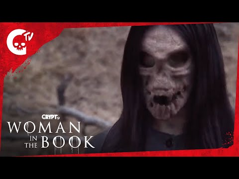 Woman in the Book | Short Scary Video | Horror Movie | Crypt TV