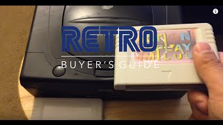 How to Play Sega Saturn Backups With No Mods: RETRO Buyer's Guide Episode 17