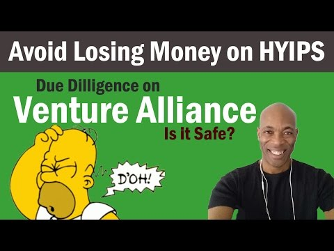 Venture Alliance – Hyip / Scam Warning | Mike Dennis