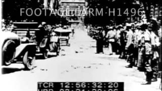 WWI German U-Boats; Lusitania Sinking; Fighting Russians H1496-24 | Footage Farm