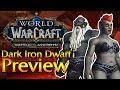 Allied Race Preview: Dark Iron Dwarf | World of Warcraft