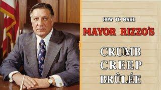 How to make Frank Rizzo's Crumb Creep Brûlée - Preston & Steve's Daily Rush