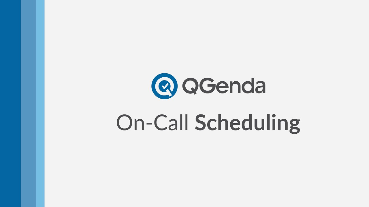 QGenda's Solution to On-Call Provider Scheduling Challenges