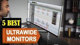 5 Best Ultrawide Monitors 2018 | Best Ultrawide Monitors Reviews | Top 5 Ultrawide Monitors