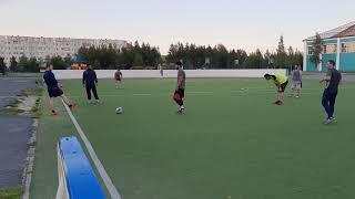Дворовый футбол #1