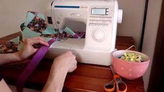Beginner Quilt: Binding a Quilt (4 of 4)