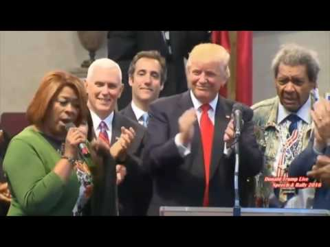 Donald Trump to bring change for Black Americans
