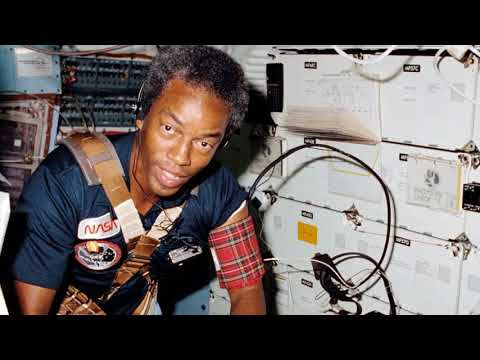 NASA   Guy Bluford Reflects on the 35th Anniversary of His First Space Flight