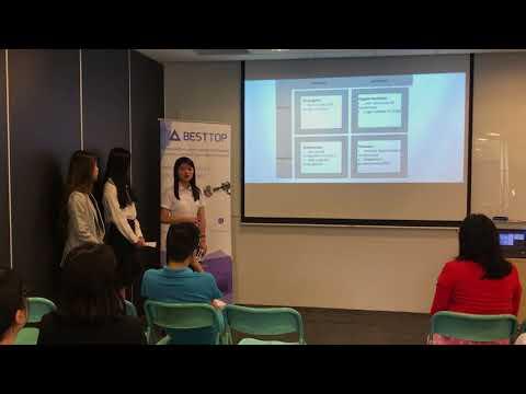 Career Exploration Programme (2018 Winter) Group 1 Presentation