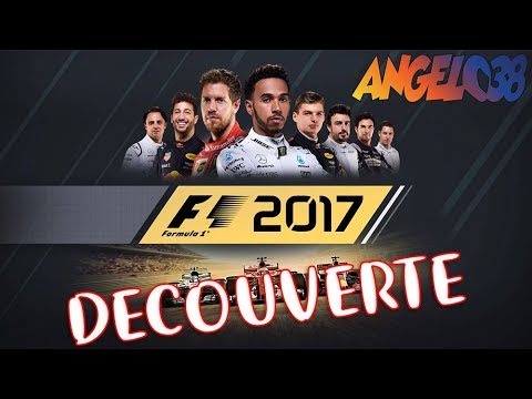 f1 2017 decouverte du jeu youtube. Black Bedroom Furniture Sets. Home Design Ideas