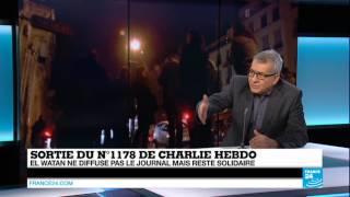 Solidaire de Charlie Hebdo, Omar Belhouchet refuse de publier la caricature du Prophète