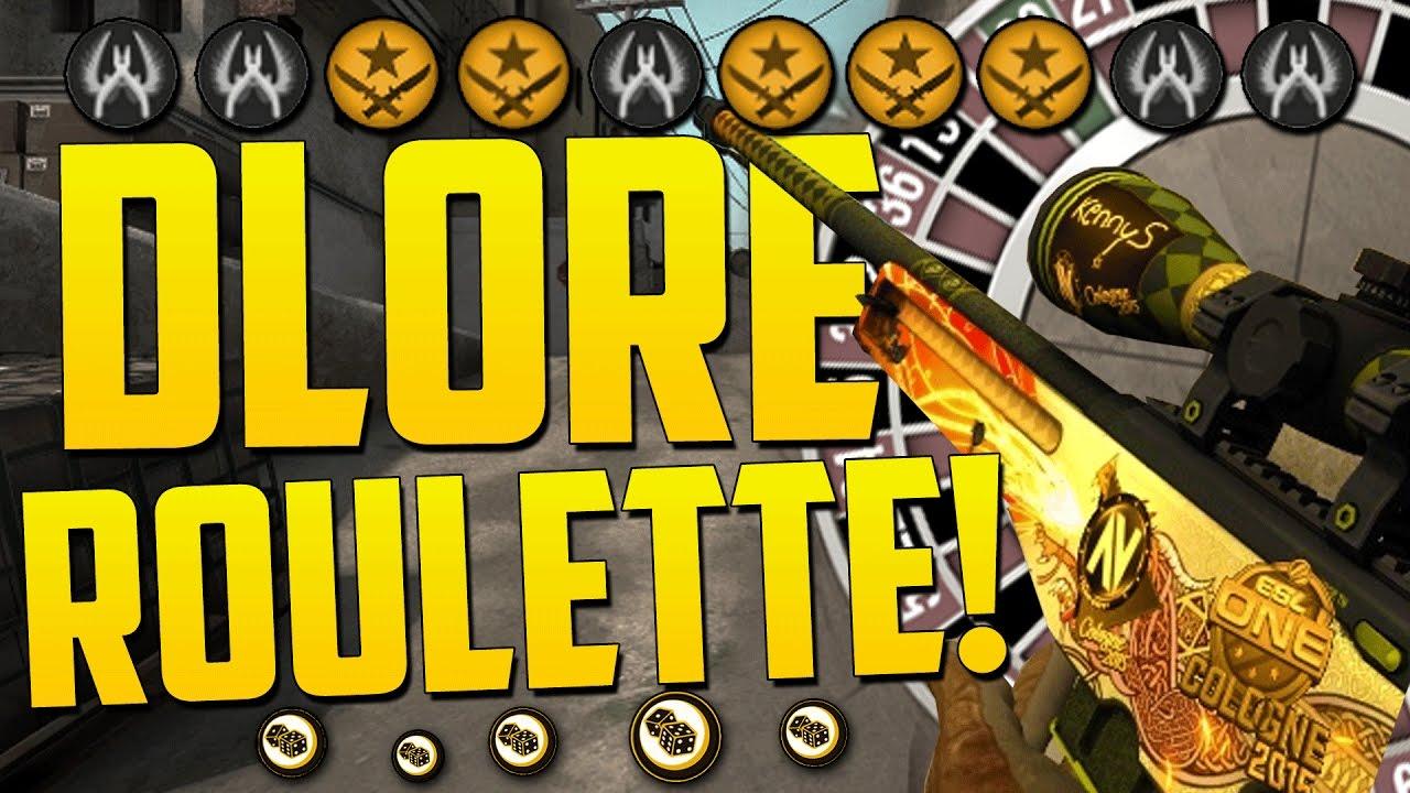 Roulette dragon