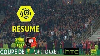 FC Nantes - Stade Rennais FC (1-2)  - Résumé - (FCN - SRFC) / 2016-17