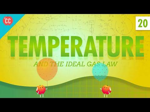 Temperature: Crash Course Physics #20