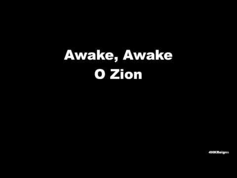 Awake Awake O Zion-4HK