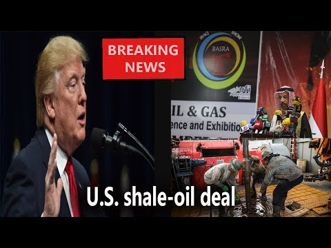 Saudi Arabia searches for U.S. shale-oil deal|| World News Radio