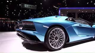 !! Lamborghini Aventador S --- Test Video !!