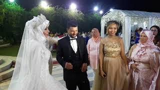 """احلى عروسة و عريس """"دخلة ياسر منياوي"""""""