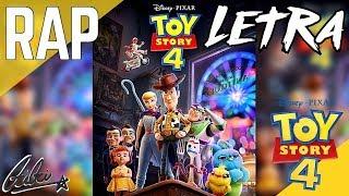 LETRA DE Rap De Toy Story 4 EN ESPAÑOL (DISNEY PIXAR) || Frikirap || CriCri :D