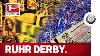 Schalke vs. Dortmund or Coal vs. Steel